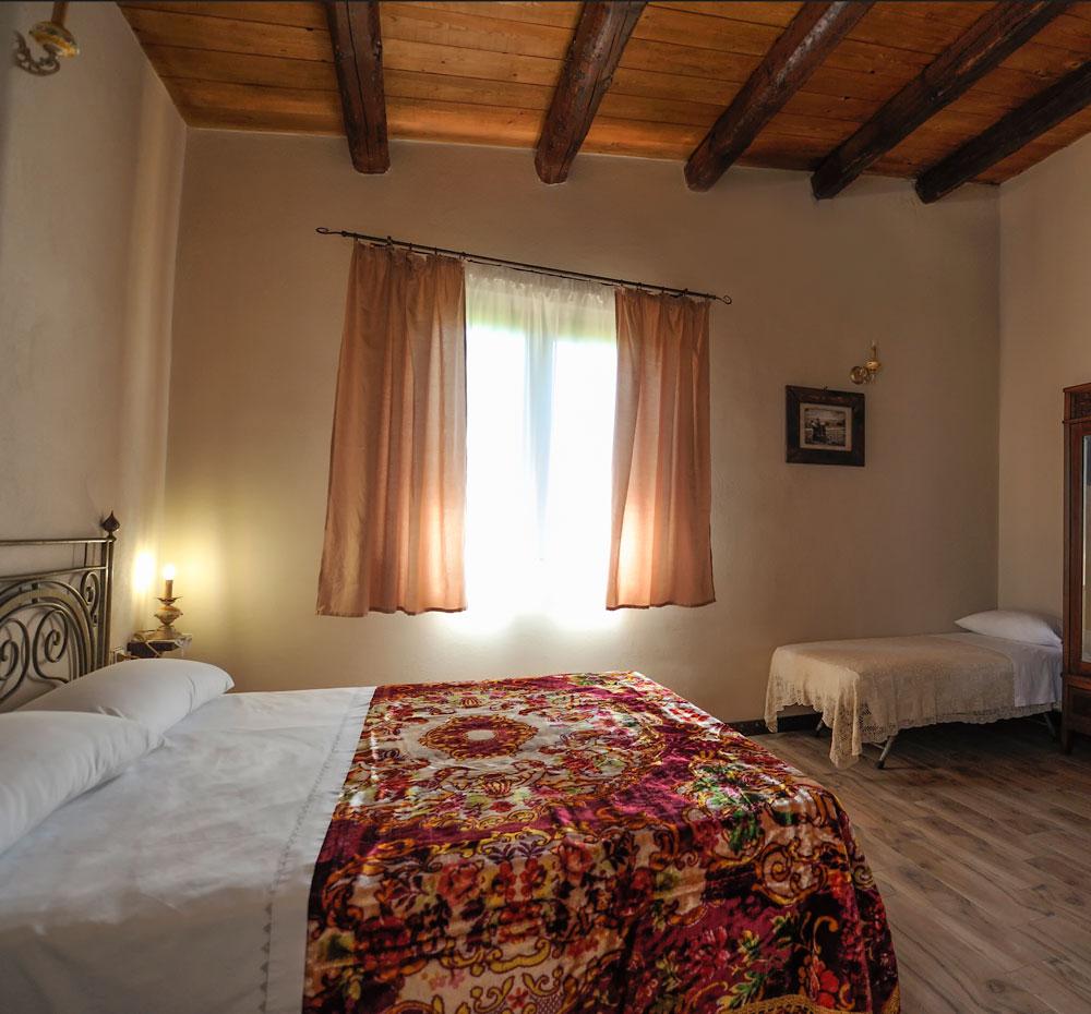 foto di una camera